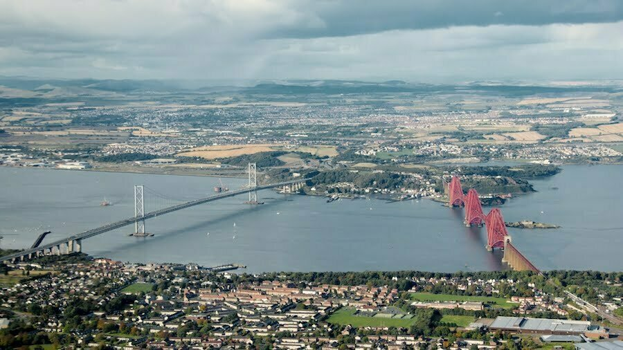 The Forth Bridges — RX Photography